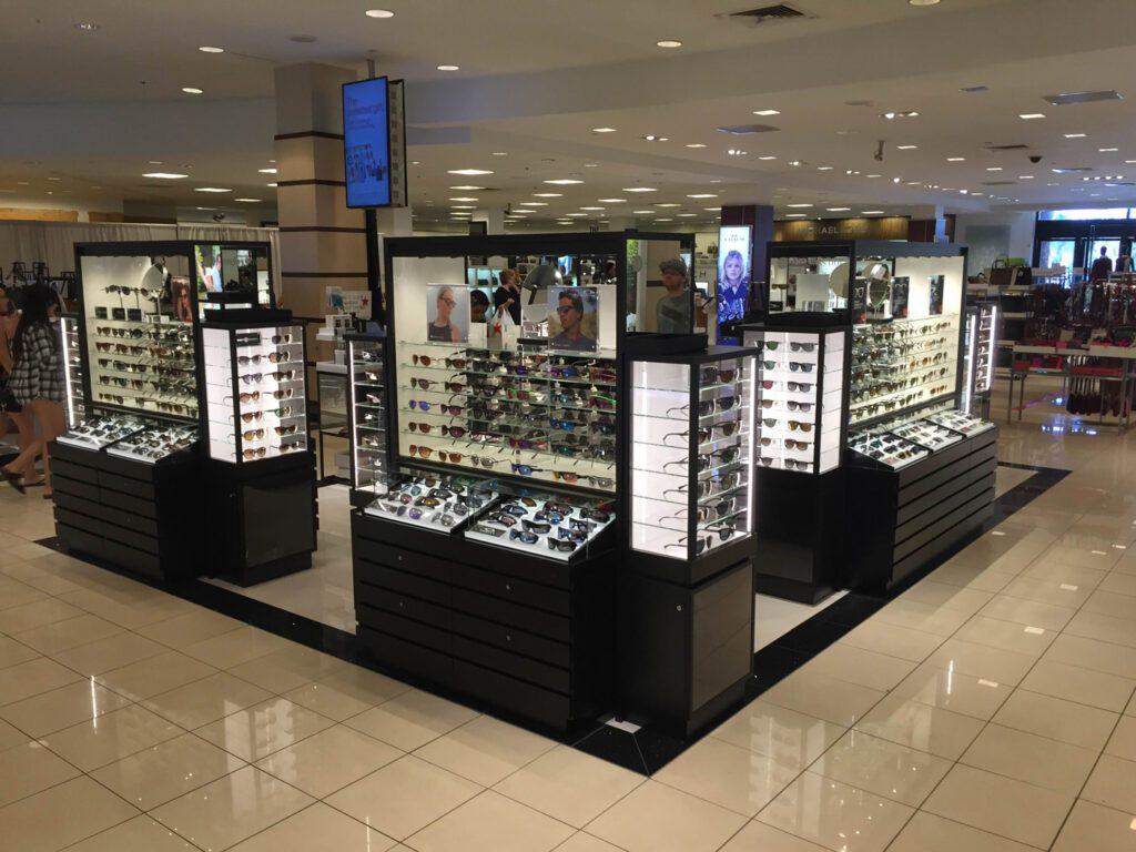 Department Store Eye Wear Shop