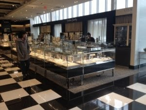 Bloomingdales new retail displays