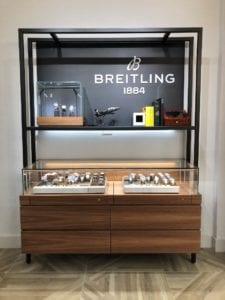 Breitling 1884 Display