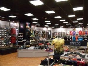 DTLR retail displays