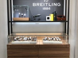 radcliffe jewelers display