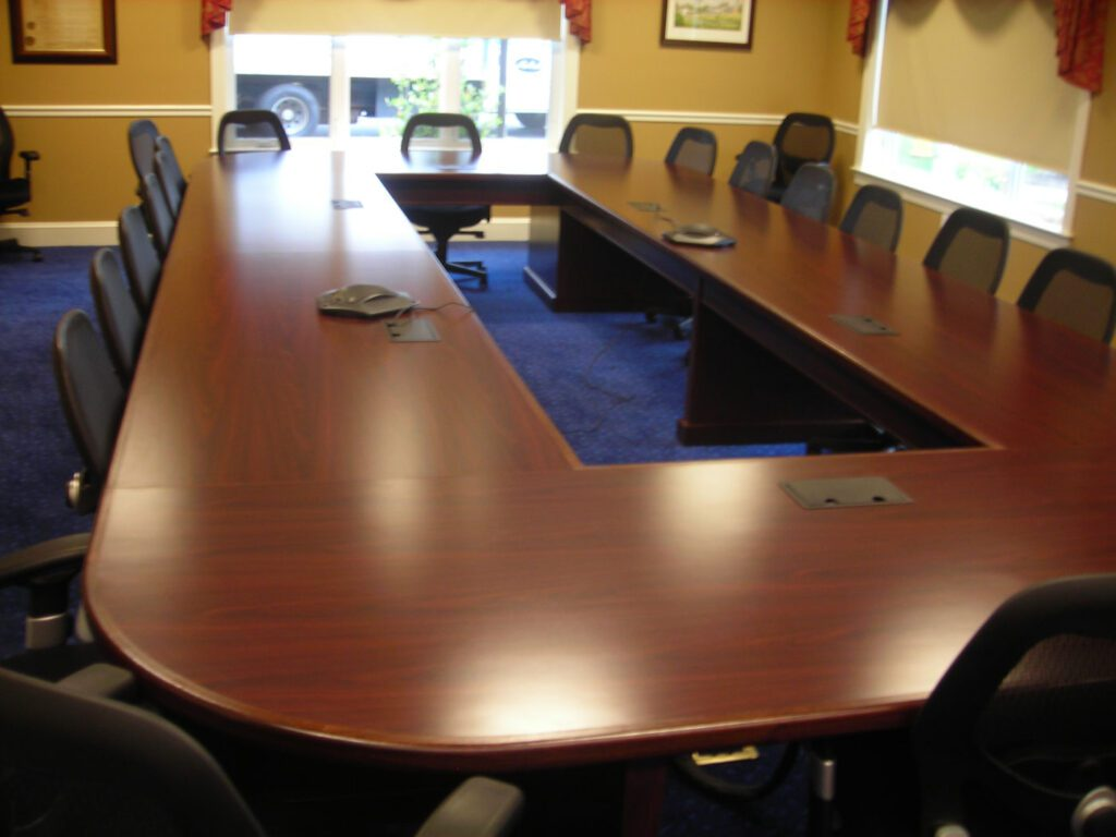 Conference Tables and Side Tables