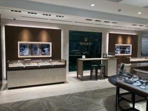 radcliffe jewelers displays