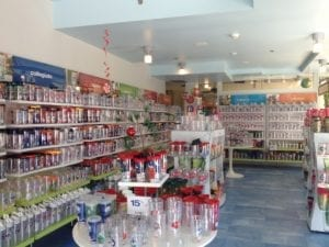 Tervis retail displays