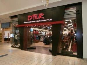 DTLR storefront